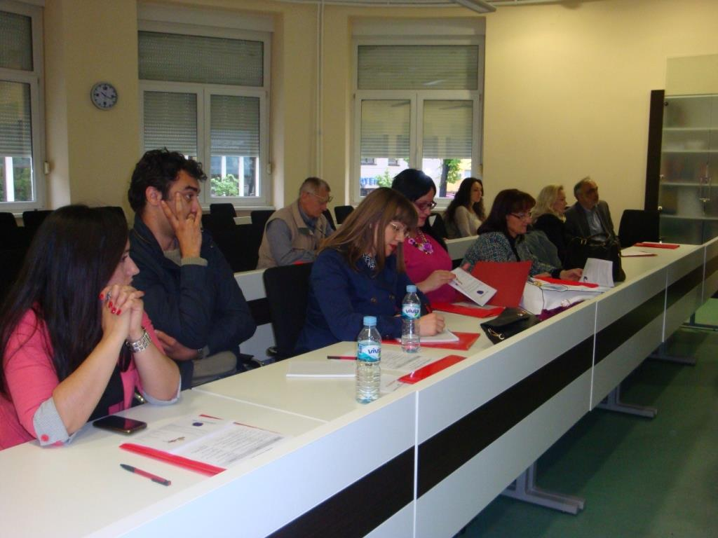 Workshop SARI Surveillance, Republic of Srpska, BiH, 15 May 2014