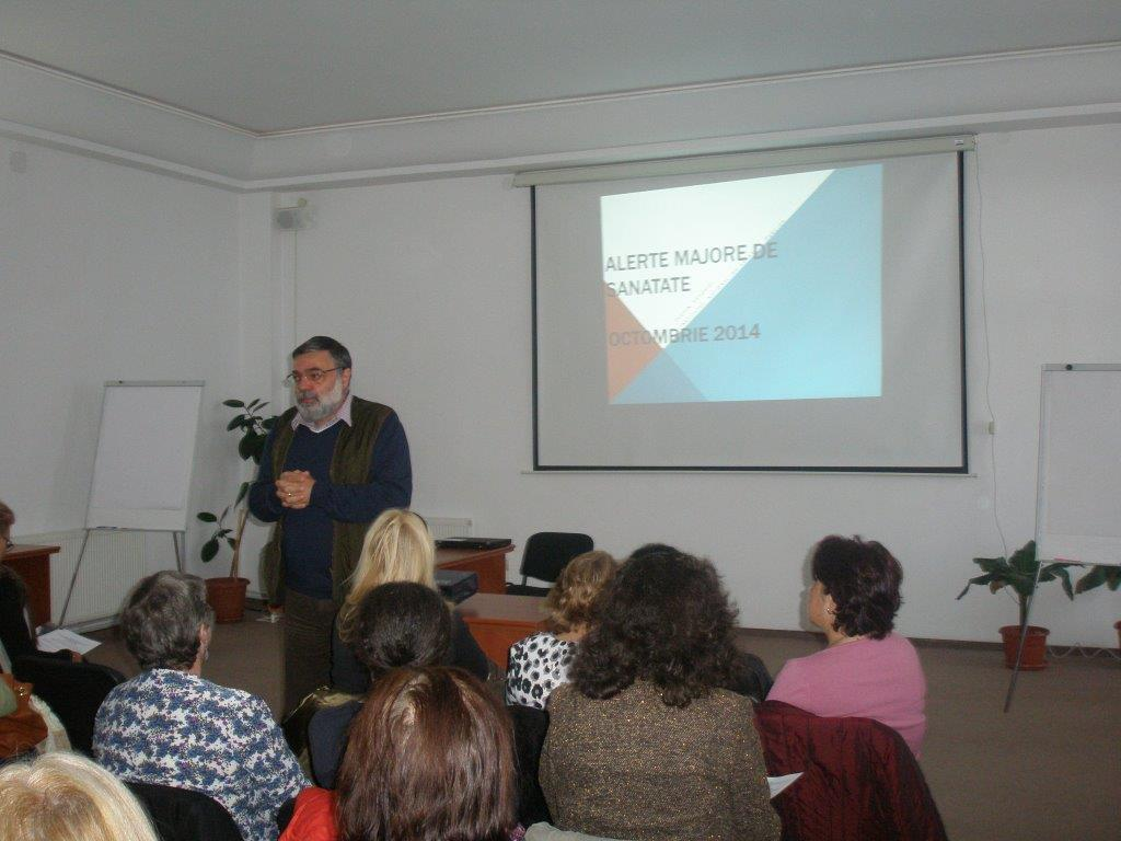 National Workshop in Romania 23-24 October 2014