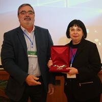 Golden Medal from Bulgaria Government for Asc. Prof. Silvia Bino