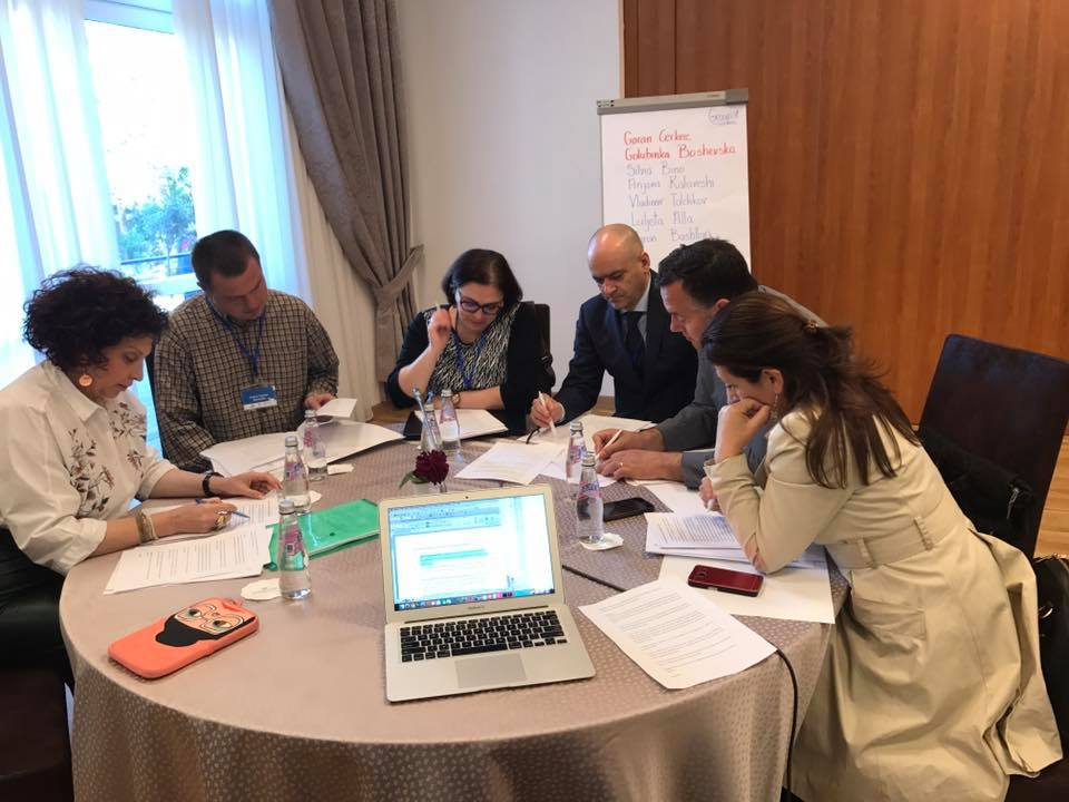 Work Groups, Day 2