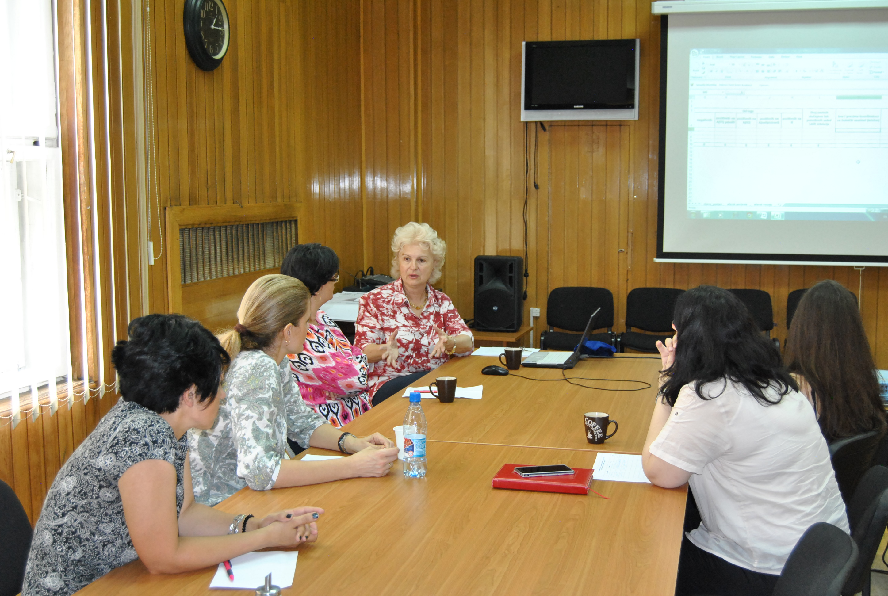 Serbia, Workshop to discuss Influenza Surveillance, ILI/SARI, 21.06.2016