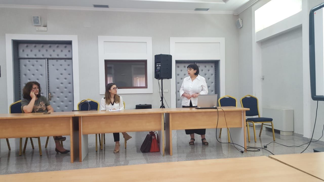 Ministry of Health and Social Protection, Tirana, 25 May 2018