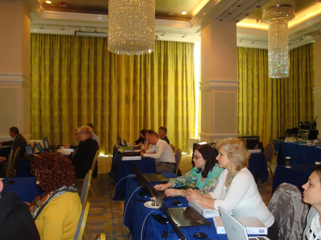 During the Annual Meeting of SEE Countries, 7-8 April 2014, Athens, Greece