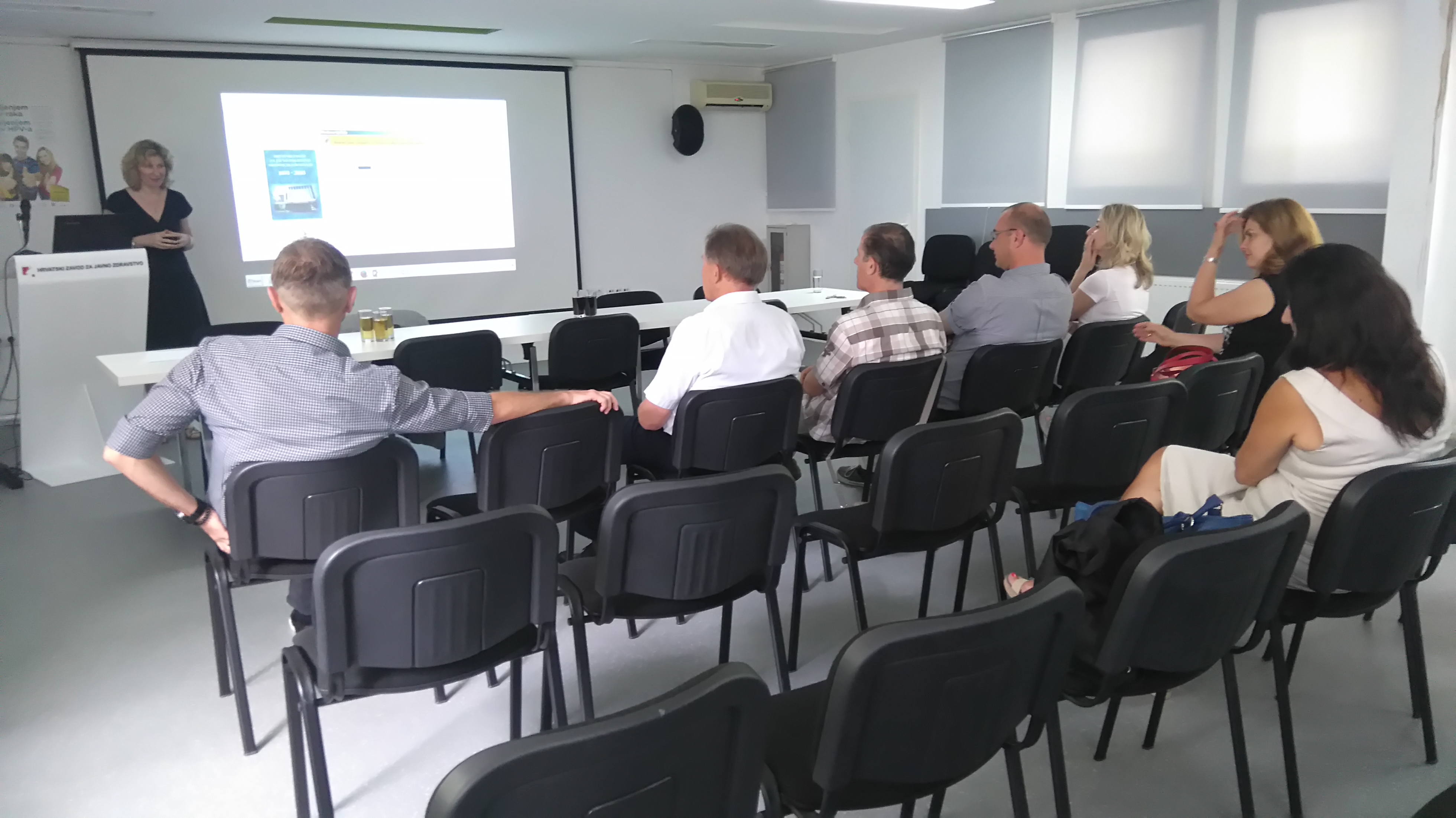 Croatia, Annual Influenza Coordination Meeting of Vet and PH , 12 July 2016