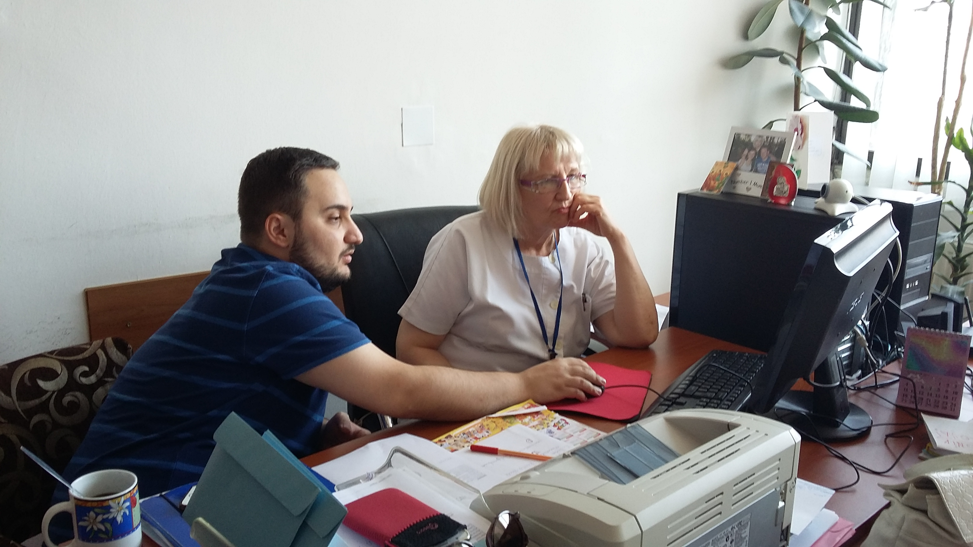 Sentinel Sites Visits in Macedonia, July - September 2016