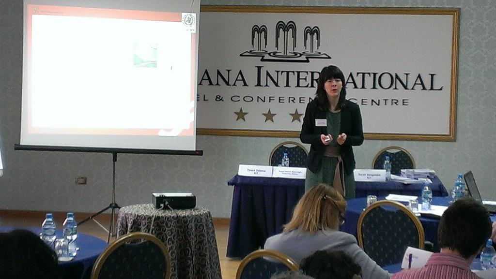 Introduction to Laboratory Quality Management and the Laboratory Quality Stepwise Implementation (LQSI) tool for National Influenza Centres training course. Tirana, 17-21 November 2014.
