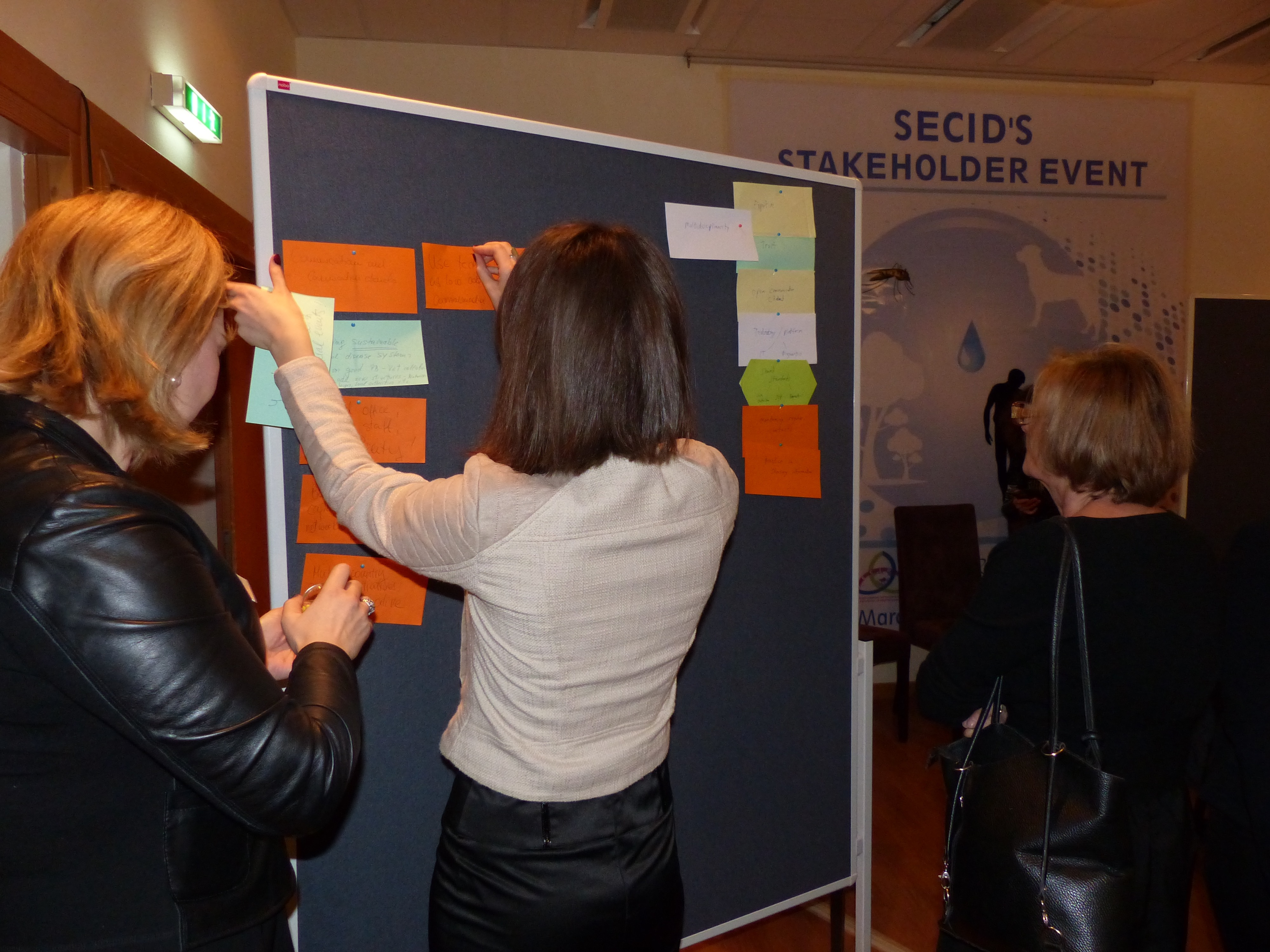 SECID Stakeholder Meeting, 2-3 March 2016 Tirana, Albania