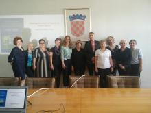 Croatia, SARI sentinel centres coordination meeting, 27 May 2016