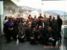 ONE HEALTH CROSS BORDER WORKSHOP - ZOONOSES 12 & 13 March 2015, Prizren, Kosovo*