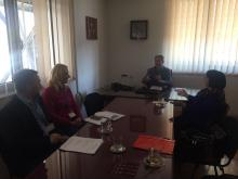 Meeting at the IPH of Montenegro