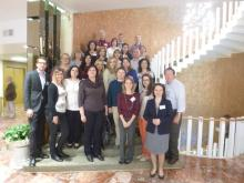 Quality Assurance Mentoring Program Meeting May 7-8, 2015, Tirana Albania