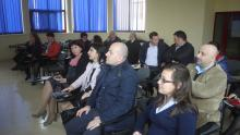 Training of districts epidemiologists on data base management, Tirana, Albania  27 March 2015