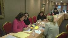 Meeting on the progress of Screening and Prevention of Cervical Cancer process in Albania - 3 February 2015