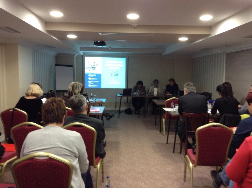 12 March 2014 Mission of WHO & SECID and Workshop in Banja Luka