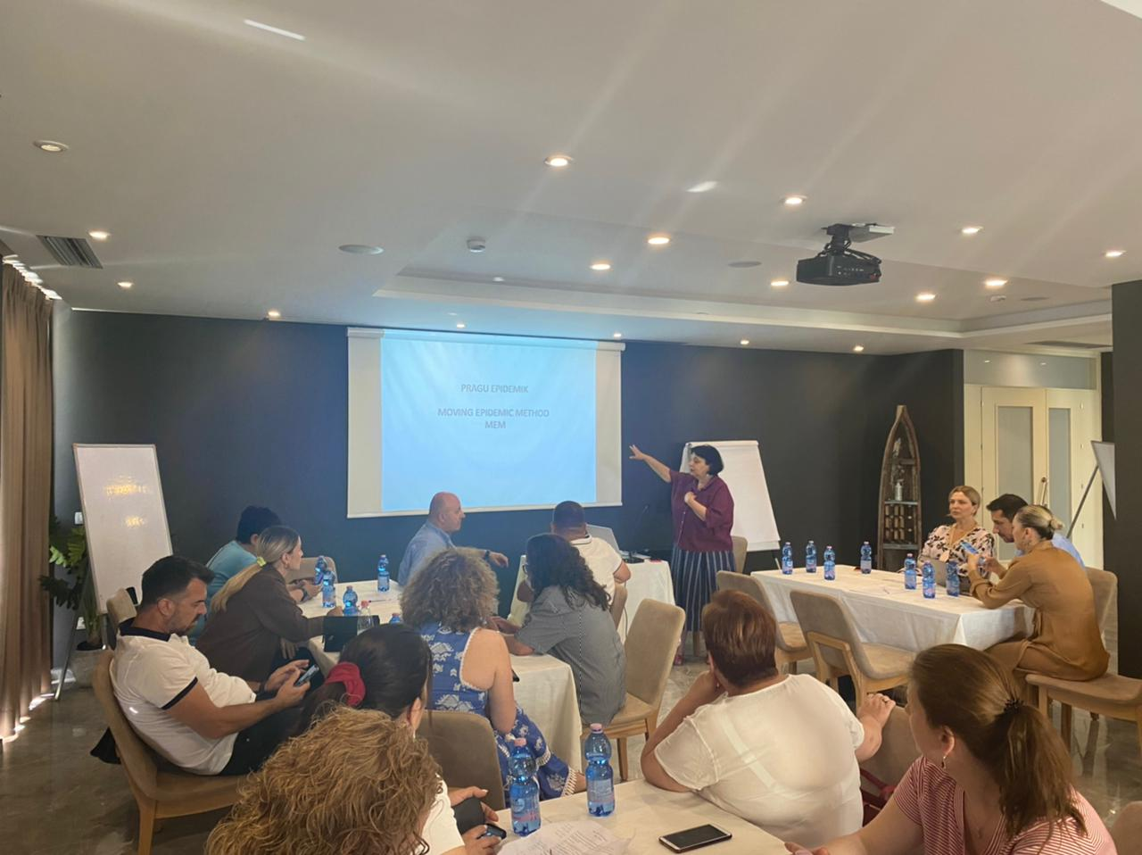 Day 2 of the workshop- 25 June 2021