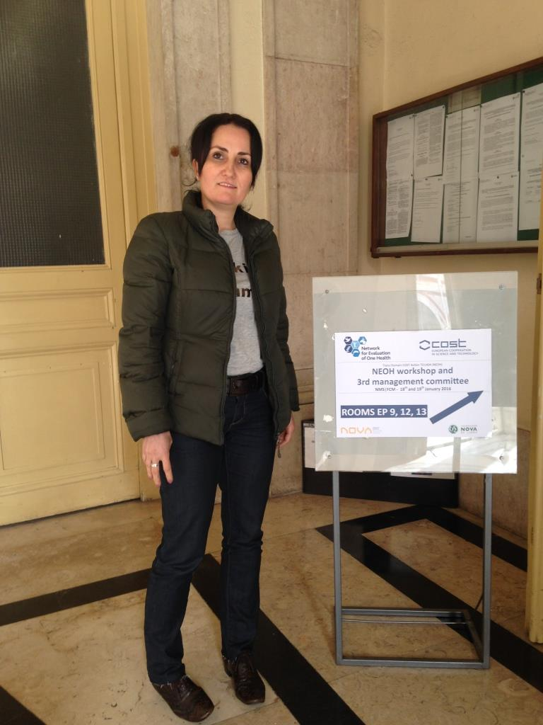 Network for Evaluation of One Health (NEOH) Workshop, Portugal