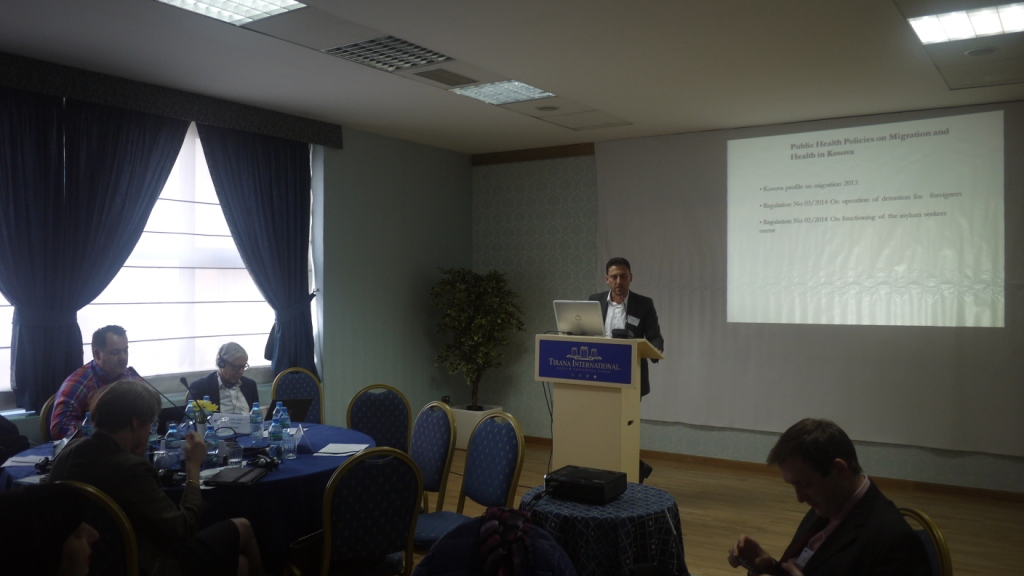 TAIEX Multi-Country Workshop on Public Health Policies on Migration and Health, 19-20 March 2015, Tirana, Albania