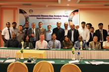 Pakistan, Leishmania Gap Analysis Study- Dissemination Meeting  03 October 2015
