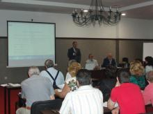 Bulgaria, 23 June 2015-Joint Exercise for Regional PH and Vet Authorities
